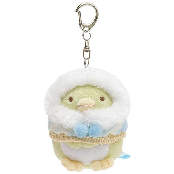SUMIKKO GURASHI - PENPEN ICECREAM BURSAGE PLUSH PENGUIN
