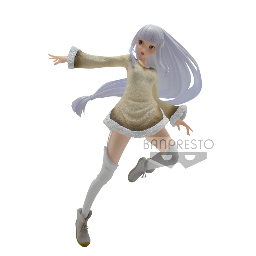 RE : ZERO STARTING LIFE IN ANOTHER WORLD ESPRESTO FURRY MATERIALS EMILIA