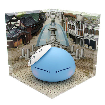 Dioramansion 150: That Time I Got Reincarnated as a Slime Central City of Rimuru Town Square