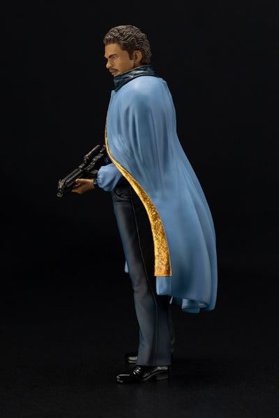STAR WARS : THE EMPIRE STRIKES BACK - LANDO CALRISSIAN THE EMPIRE STRIKES BACK Ver. ARTFX + STATUE - 1/10TH SCALE FIGURE