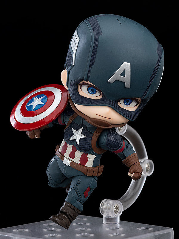1218-DX Nendoroid Captain America: Endgame Edition DX Ver.
