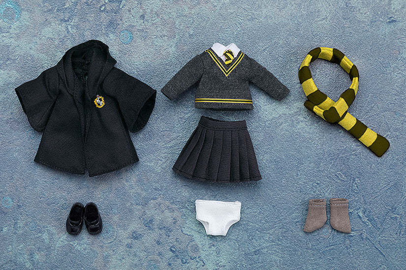 Harry Potter Nendoroid Doll Outfit Set (Hufflepuff Uniform - Girl)