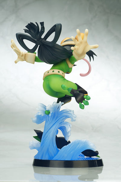 My Hero Academia - Tsuyu Asui Hero Suit Ver. - 1/8th Scale Figure