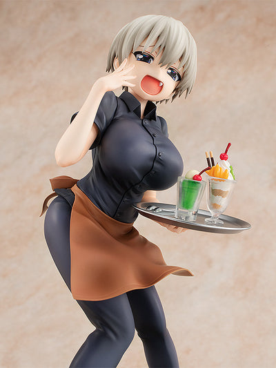 Uzaki-chan Wants to Hang out! Hana Uzaki: Manga Cafe Asia Ver. 1/7th Scale Figure