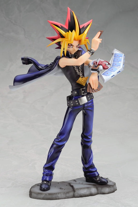 YU-GI-OH ! ARTFX J Yami Yugi  (Re-release) 1/7TH SCALE FIGURE