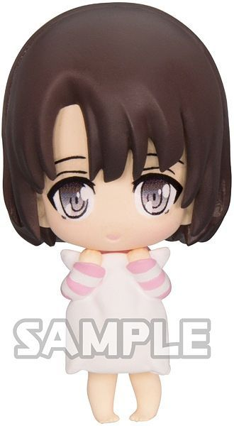 SAEKANO: HOW TO RAISE A BORING GIRLFRIEND FLAT: MEGUMI KATO GA IPPAI COLLECTION FIGURE