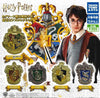 CP0213 - Harry Potter - Hogwarts School of Witchcraft and Wizardry Boarder Pins Collection - Complete Set