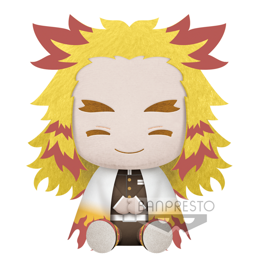 DEMON SLAYER BIG PLUSH - A : KYOJURO RENGOKU