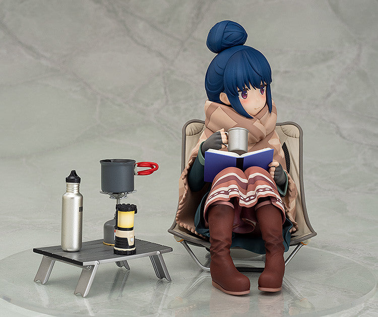 Yuru Camp - Rin Shima - 1/7th Scale Figure