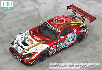 1/64 Scale Mercedes-AMG Team GOOD SMILE 2019 SUZUKA 10 HOURS Ver.