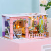 DIY MINIATURE HOUSE : Dollhouse - Sweet Patio