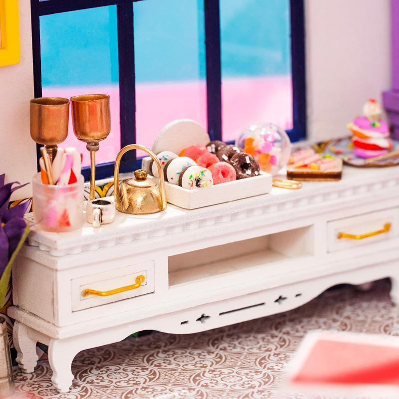 DIY MINIATURE HOUSE : Dollhouse - Party Time