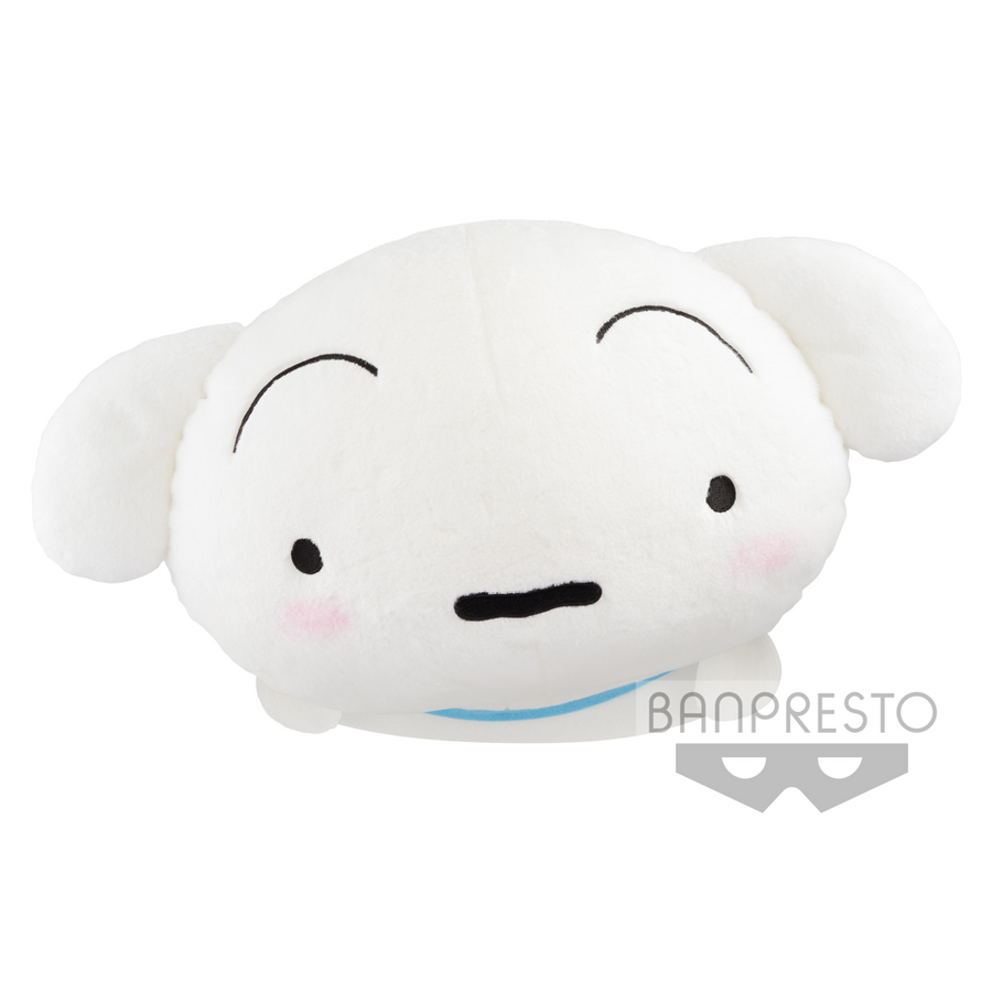 CRAYON SHINCHAN SUPER BIG PLUSH - SHIRO