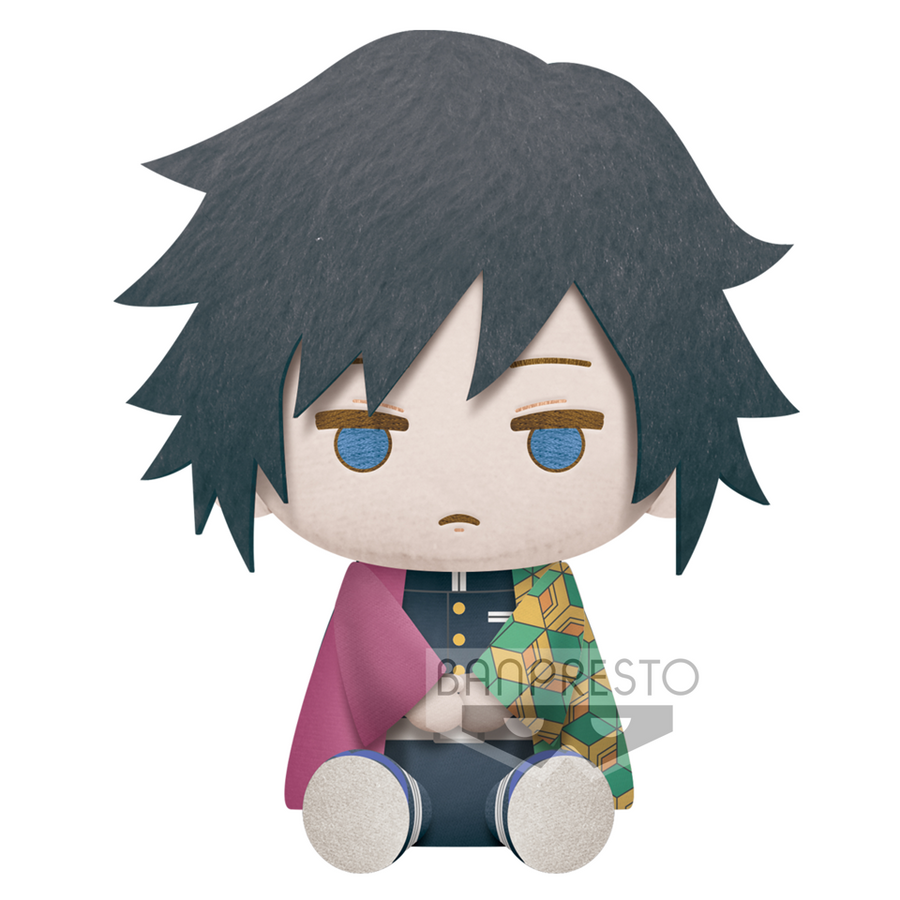 DEMON SLAYER : KIMETSU NO YAIBA BIG PLUSH GIYU TOMIOKA & SHINOBU KOCHO A : GIYU TOMIOKA