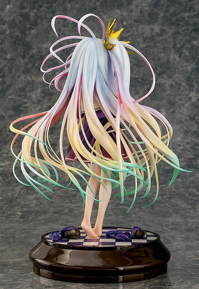 No Game No Life - Shiro Tuck up ver - 1/7th Scale Figure