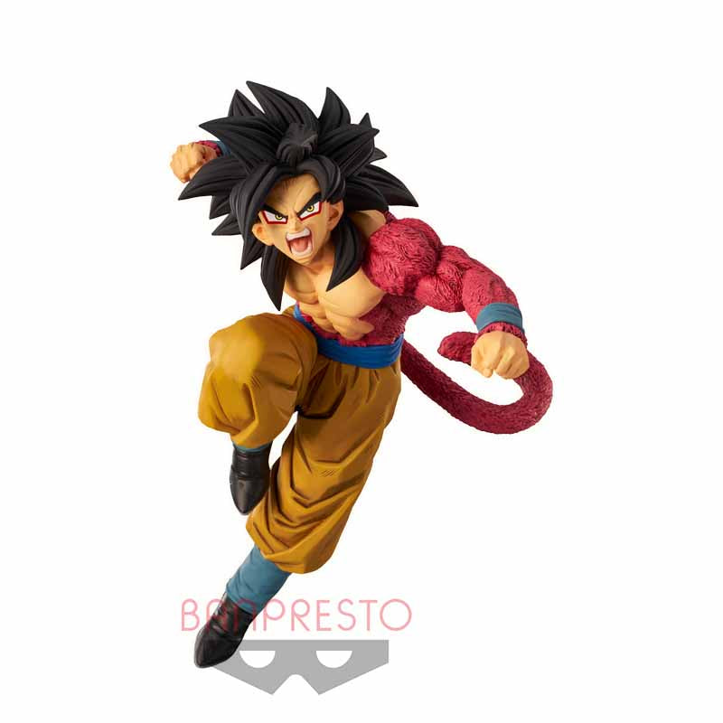 DRAGON BALL GT FIGURE SUPER SAIYAN 4 SON GOKU