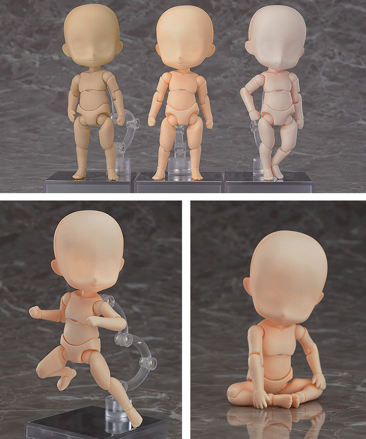 Nendoroid Doll archetype: Boy (Almond Milk) (re-run)
