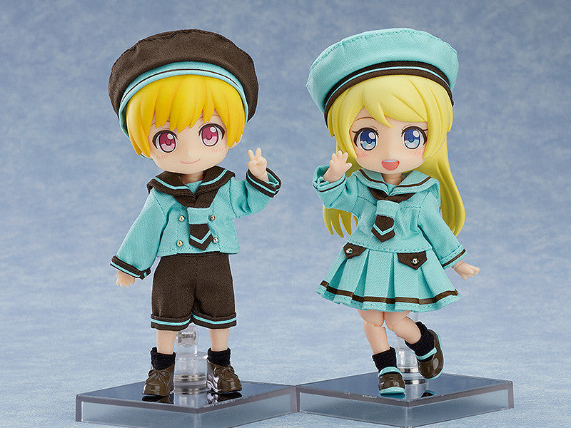 Nendoroid Doll : Outfit Set (Sailor Boy - Mint Chocolate)