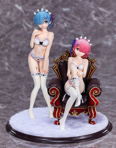 Re:ZERO Starting Life in Another World - Ram Lingerie Ver - 1/7th Scale Figure