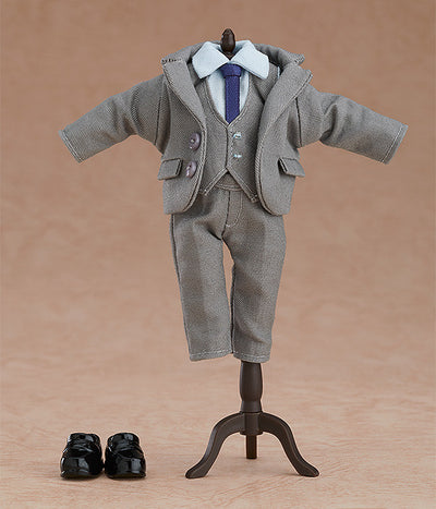 Nendoroid Doll : Outfit Set (Suit - Grey)