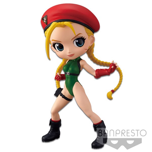 Q POSKET STREET FIGHTER CAMMY (VER A)