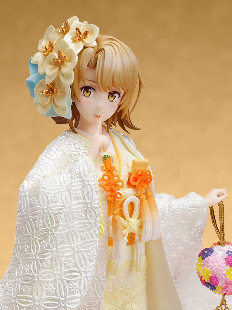 My Teen Romantic Comedy SNAFU Climax - Iroha Isshiki: Shiromuku - 1/7th Scale Figure