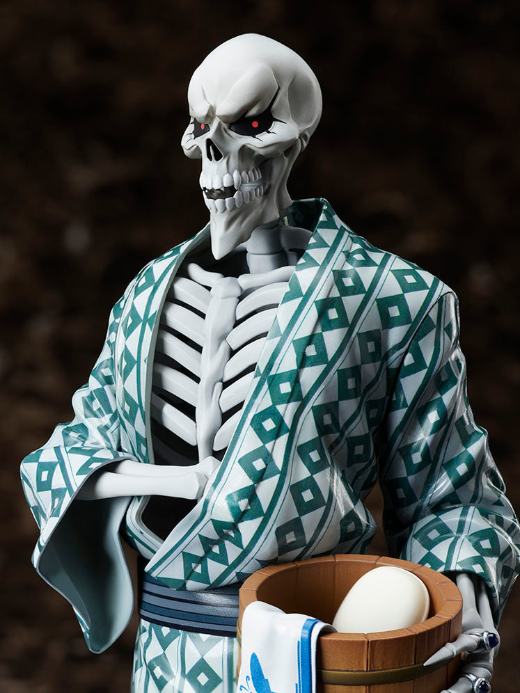 OVERLORD - Ainz Ooal Gown - Yukata - 1/8th Scale Figure