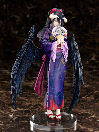 OVERLORD - Albedo - Yukata - 1/8th Scale Figure