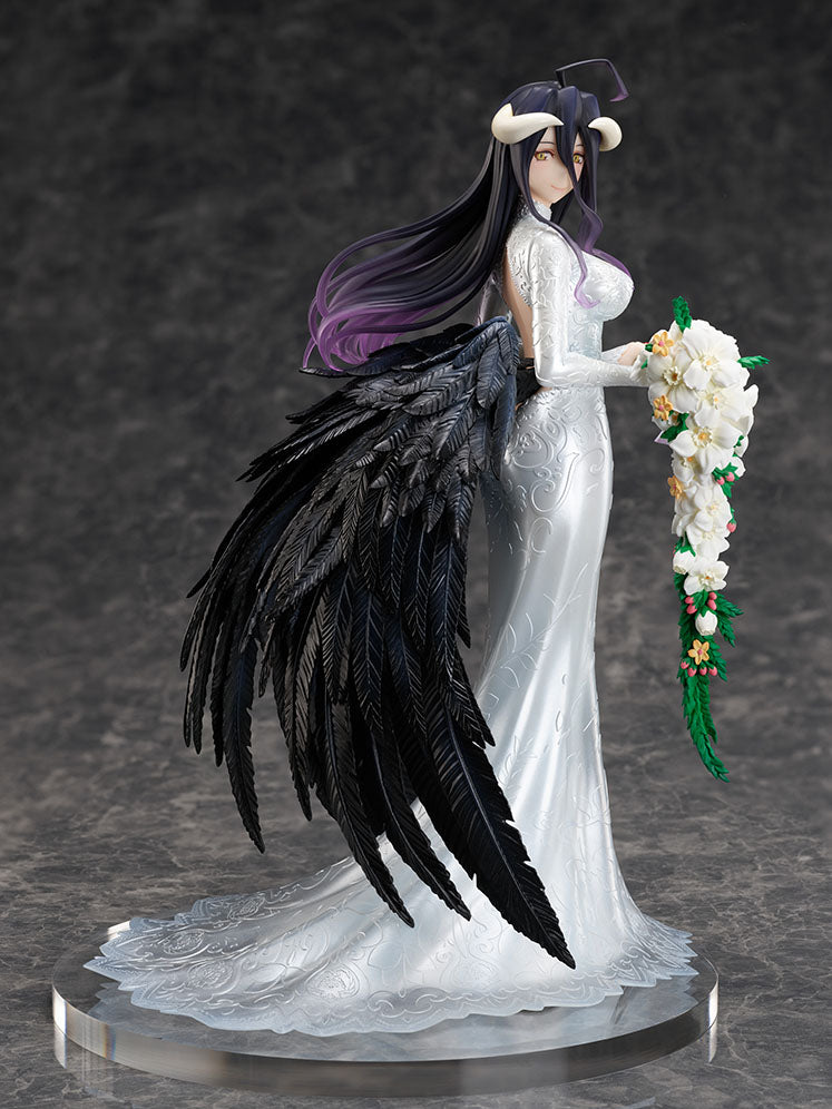 OVERLOADⅢ Albedo -Wedding Dress- 1/7 Scale Figure