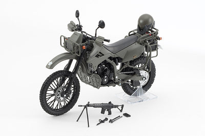 LITTLE ARMORY - LM002 - SPY BIKE KLX250 DX ver.