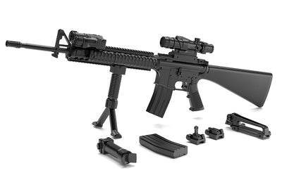 LITTLE ARMORY - LA056 - M16A4 type