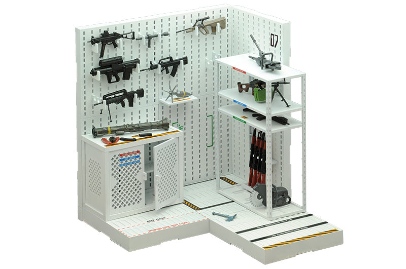 Little Armory LD027 Weapons Room A