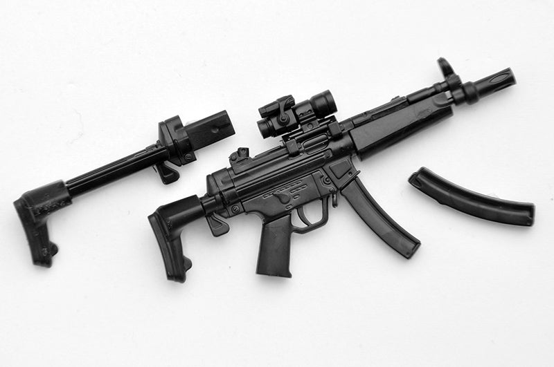 Little Armory - LS02 - MP5 F Shirane Rin Mission pack