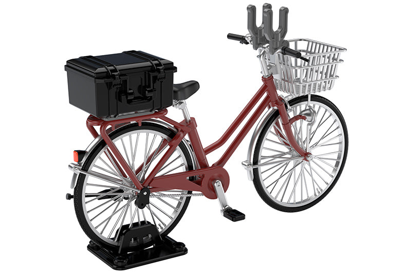 Little Armory LM005 Commuting Bicycle Defense School Maroon