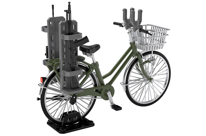 Little Armory LM007 Commuting Bicycle Defense School Olive Drab