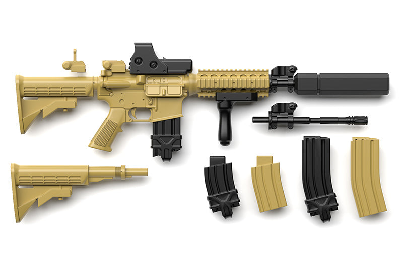 Little Armory LADF05 Dolls' Frontline M4A1