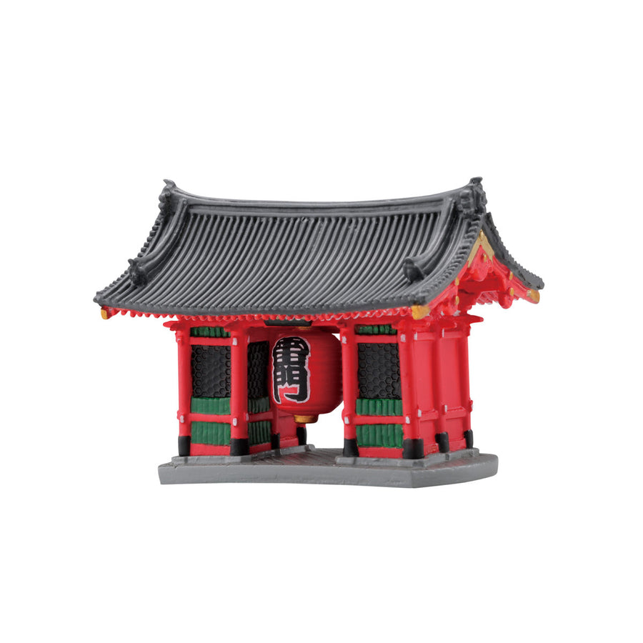 Kenelephant Miniature Collection (Capsule) Miniature Japan - Asakusa Figure Miyage