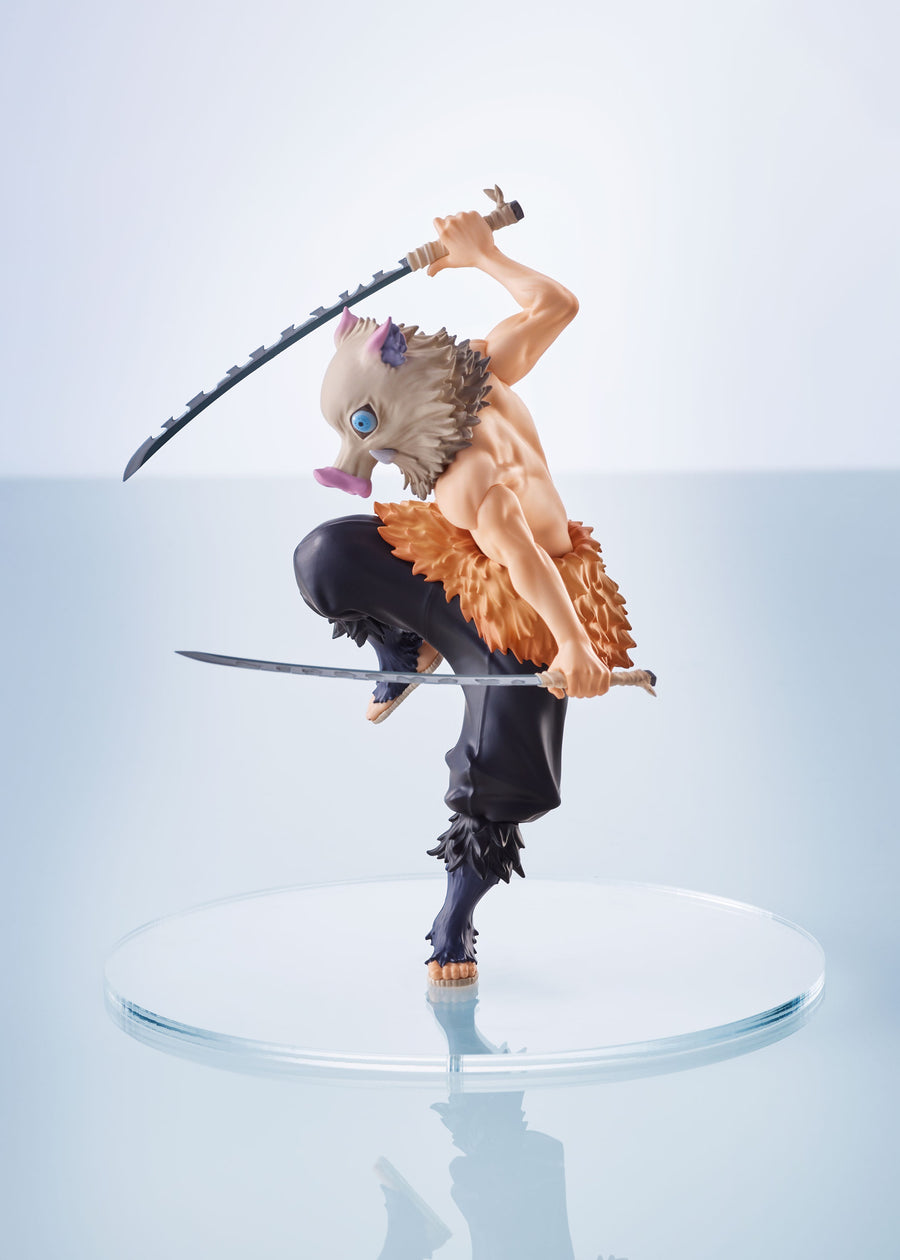 Kimetsu no Yaiba CONOFIG DEMON SLAYER INOSUKE HASHIBIRA FIGURE