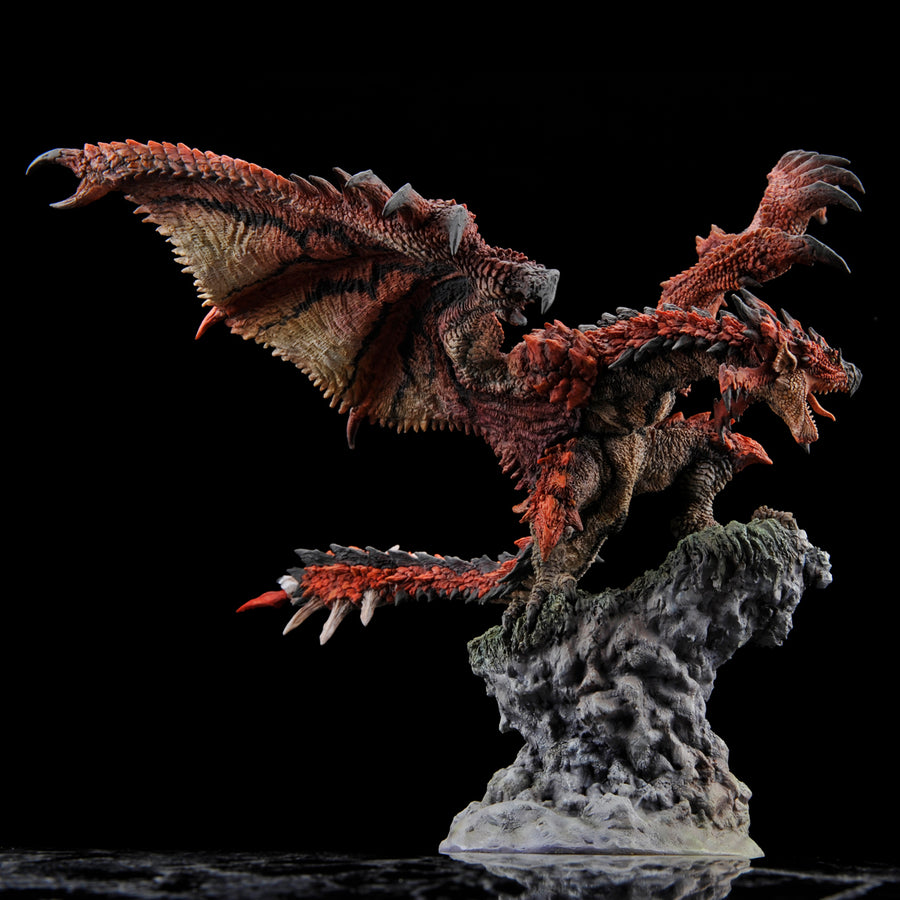 Capcom Figure Builder Creators Model - Rathalos - Resell Version (4th run)
