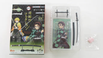 KIMETSU NO YAIBA - NICHIRIN SWORDS COLLECTION (2nd Order) - Complete set