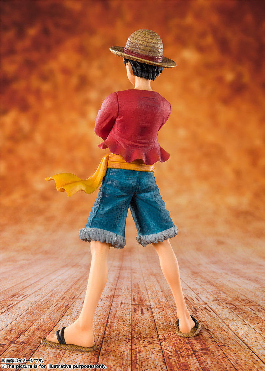 Figuarts Zero - One Piece - Straw Hat Luffy