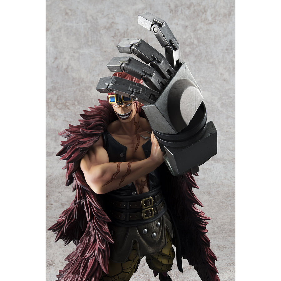 Portrait . Of . Pirates One Piece - LIMITED EDITION - Eustass  「 Captain 」 Kid