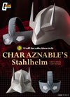 Full Scale Works 1/1 - MOBILE SUIT GUNDAM - Char Asnabul Stahlhelm