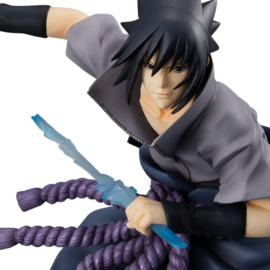 GEM - NARUTO - SASUKE UCHIHA Shinobi World War Ver.