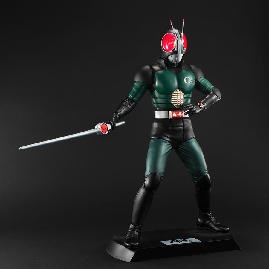 Ultimate Article MASKED RIDER BLACK RX