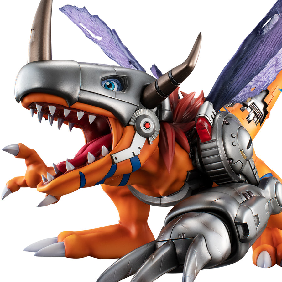 Precious G.E.M. SERIES DIGIMON ADVENTURE - Metal Greymon