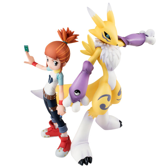 G.E.M. - DIGIMON TAMERS - Renamon & Makino Ruki (repeat)