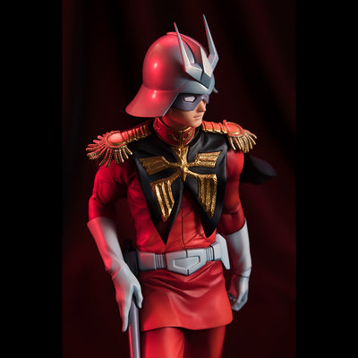 GGG Mobile Suit Gundam - Char Aznable (REPEAT) - 1/8TH SCALE FIGURE