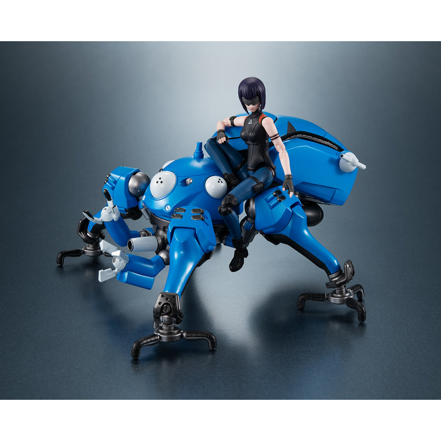 Variable Action Hi-SPEC - Ghost in the Shell SAC_2045 - TACHIKOMA & KUSANAGI MOTOKO