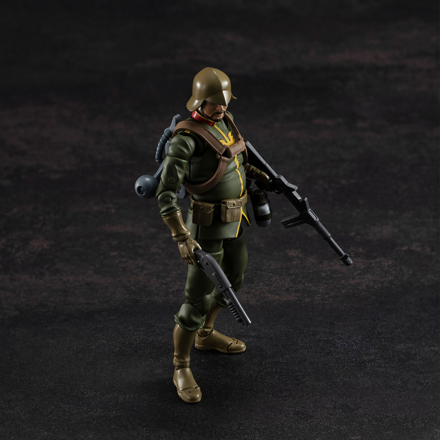 G.M.G. Mobile Suit Gundam - Principality of Zeon Army Soldier 02